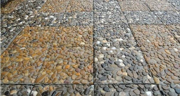 мозайка-козинаки-плитка-мытый-бетон