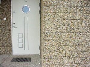мытый бетон для строительства дома