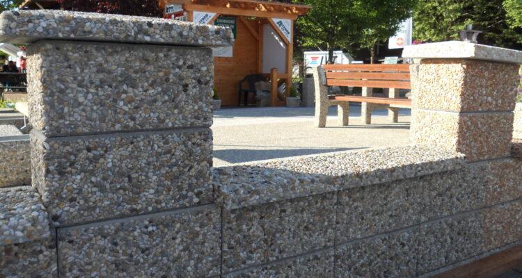 забор мытого бетона купить Брест