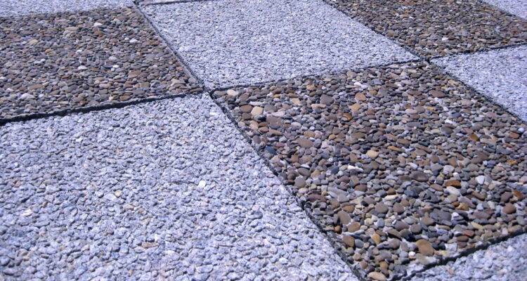 мозайка плитка мытый бетон